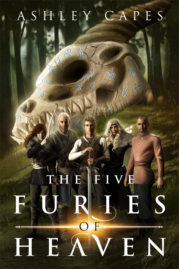 fivefuriescover